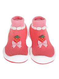 Пинетки, <b>носочки</b>-<b>ботиночки</b> Strawberry <b>Komuello</b> 6872416 в ...