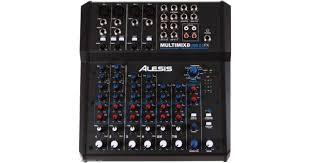 Заказать <b>ALESIS</b> MultiMix 8USBFX - <b>Микшерный пульт Алесис</b> в ...
