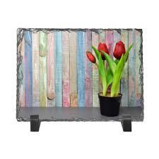 Каменная рамка <b>Тюльпаны</b> #2426424 от fun2fans