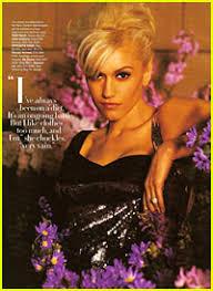 My Fair Gwen Stefani | Gwen Stefani : Just Jared via Relatably.com