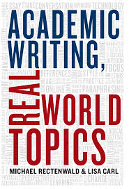 academic writing real world topics broadview press