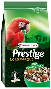 <b>Versele</b>-<b>Laga корм Prestige</b> PREMIUM <b>Loro</b> Parque Ara Parrot Mix ...