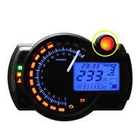 Discount <b>Motorcycle Odometer Speedometer</b> Tachometer | Digital ...