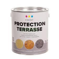 <b>Антисептик Vincent Protection</b> Terrasse 2.25 L — информация и ...