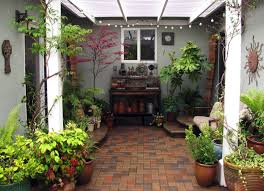 design ideas small spaces image details: great small home garden design ideas garden small house pictures