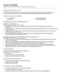 Aaaaeroincus Sweet Sample Resume Resumecom With Marvelous Select