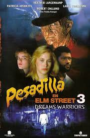 Pesadilla en Elm Street 3: Dream Warriors (Pesadilla 3) 1987
