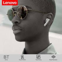 Shop <b>Lenovo Lenovo LP1</b> True <b>Wireless</b> Sports <b>Bluetooth</b> In-Ear ...
