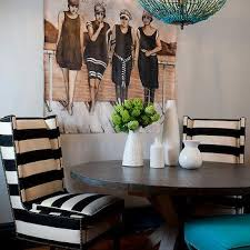 black and white striped chairs black and white striped furniture