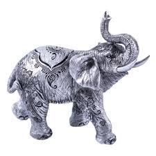 <b>Фигурка декоративная Русские</b> Подарки 024274 Слон — купить в ...