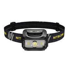 <b>Nitecore NU35 Dual Power</b> Hybrid Rechargeable LED Head Torch