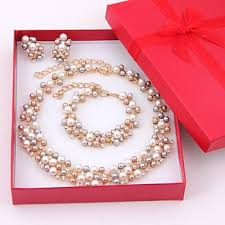 Cheap <b>Pearl Jewelry</b> Sets Online | <b>Pearl Jewelry</b> Sets for <b>2019</b>