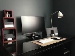 imac computer table modern home furniture of best imac desk modern minimalist black desk design chic designer desk home