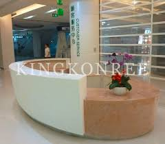 office front desk counter china ce approved office furniture reception desk