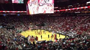 Toyota Houston Tx Nba Gamesceltics Vs Houstontoyota Center Houston Tx Youtube