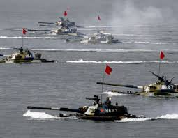 Image result for china military exercises