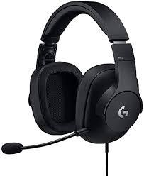 Logitech G <b>Pro Gaming Headset</b>, lightweight with <b>Pro</b>-G audio drivers