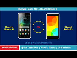 Huwaei Honor 4C vs Xiaomi Redmi 2 - Side By Side Comparison ...