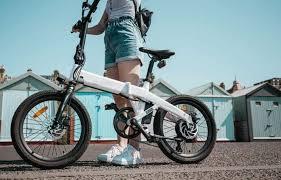 Xiaomi <b>Himo Z20 Folding Electric</b> Bike Review | eBike Choices