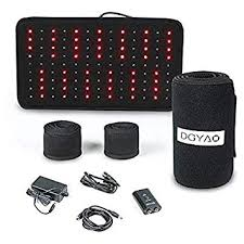 Near Infrared Red Light Led Therapy Wrap Back Pain ... - Amazon.com
