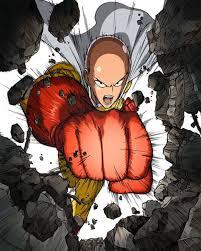 Resultado de imagen de one punch man
