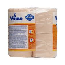 <b>Туалетная бумага Veiro Classic</b> - Обзор на сайте Росконтроль.рф