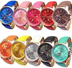 Red - Wrist Watches / Women: Watches - Amazon.ca