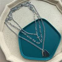 Wholesale <b>Multilayer Necklace Punk</b> for Resale - Group Buy Cheap ...