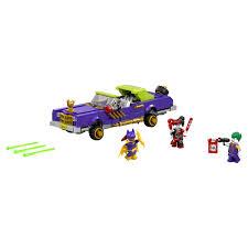 Купить <b>конструктор LEGO Batman Movie</b> Лоурайдер Джокера ...