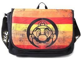 Купить <b>Сумка</b> Difuzed: <b>Nintendo</b>: <b>Super</b> Mario Retro Striped ...
