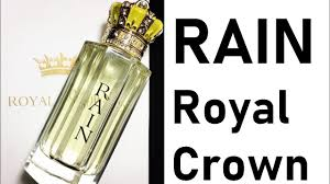<b>Royal Crown Rain</b> fragrance review - YouTube