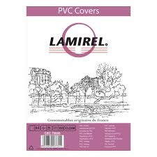 <b>Обложки</b> прозрачные <b>пластиковые Lamirel Transparent</b> A4, PVC ...