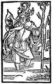 Αποτέλεσμα εικόνας για ο Άγιος χριστόφορος