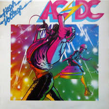 <b>AC</b>/<b>DC</b> - <b>High Voltage</b> (1976, Vinyl) | Discogs
