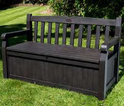 wood seat patio bench  decoration in patio bench with storage patio storage seat re re drop