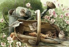 """Résultat de recherche d'images pour """"aquarelle jardin"""""""