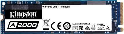 Купить SSD <b>накопитель KINGSTON A2000</b> SA2000M8/500G ...