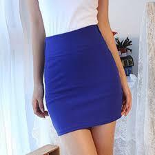 <b>Sexy</b> Skirt <b>Women Faux Leather</b> Pleated Lady Work Pencil Skirt ...