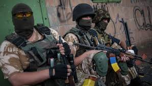 Image result for US training Ukrainian troops