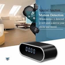 VicTsing <b>HD Mirror Alarm Clock</b> Wireless Intelligent Remote Clock ...