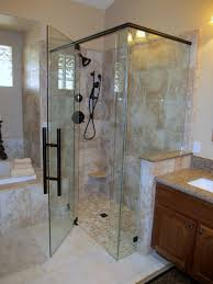 bathroom glass enclosures