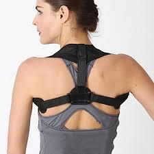 <b>Medical Clavicle Posture Corrector</b> Adult Children Back Support Belt ...