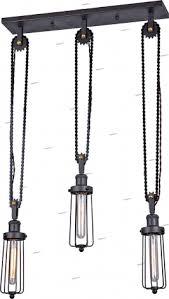 <b>LSP</b>-<b>9628</b> - <b>Люстра</b> подвесная <b>Lussole</b>, 3 лампы, черный