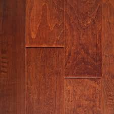 hardwood flooring handscraped maple floors tropical maple amber engineered hand scraped   x