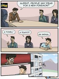 Meanwhile At A Certain Developer's Meeting by khama - Meme Center via Relatably.com