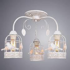 Потолочная <b>люстра Arte Lamp</b> Cincia <b>A5090PL</b>-<b>3WG</b> - купить в ...