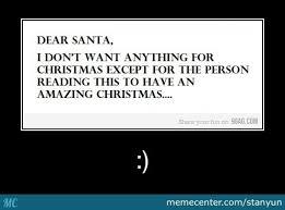 Dear Santa... by recyclebin - Meme Center via Relatably.com