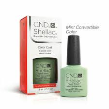 CND Nail Products <b>CND Shellac</b> Power Polish - <b>Open Road</b> ...