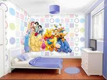 kids room 3d photo <b>wallpaper</b> custom size murals <b>non</b>-<b>woven</b> sticker ...