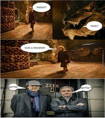 Chill Out O Smaug The Stupendous... by kirubel - Meme Center via Relatably.com